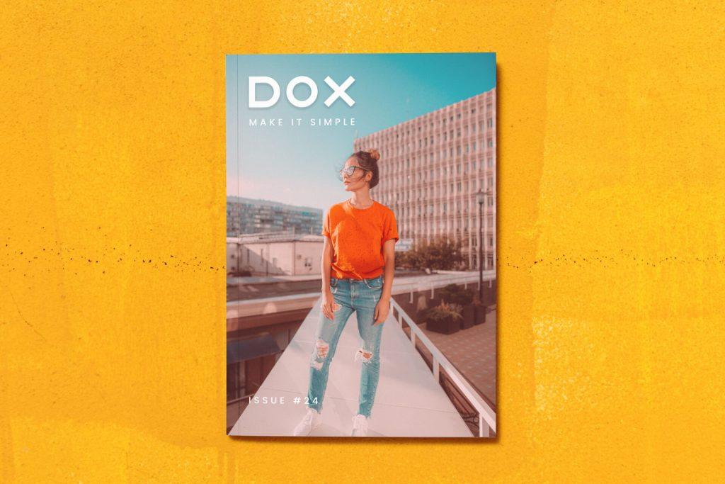 Dox Magazine - Front